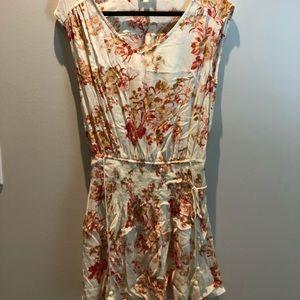 ODDY Floral Mini Dress
